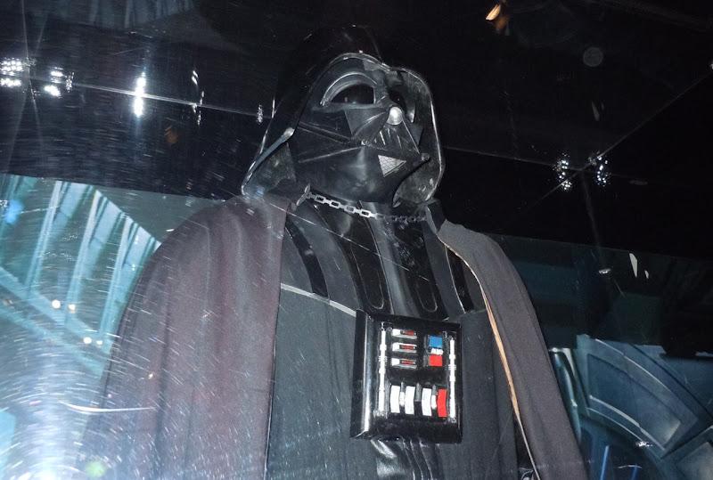 Darth Vader Star Wars outfit
