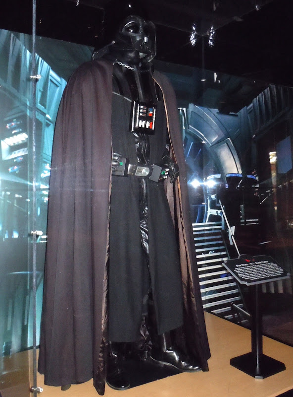 Iconic Darth Vader Star Wars costume