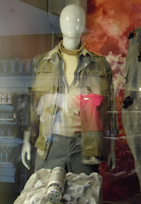 Terminator 2  3D Edward Furlong costume