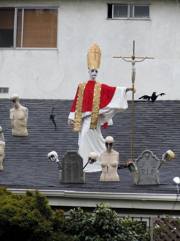 WEHO Halloween rooftop 2010