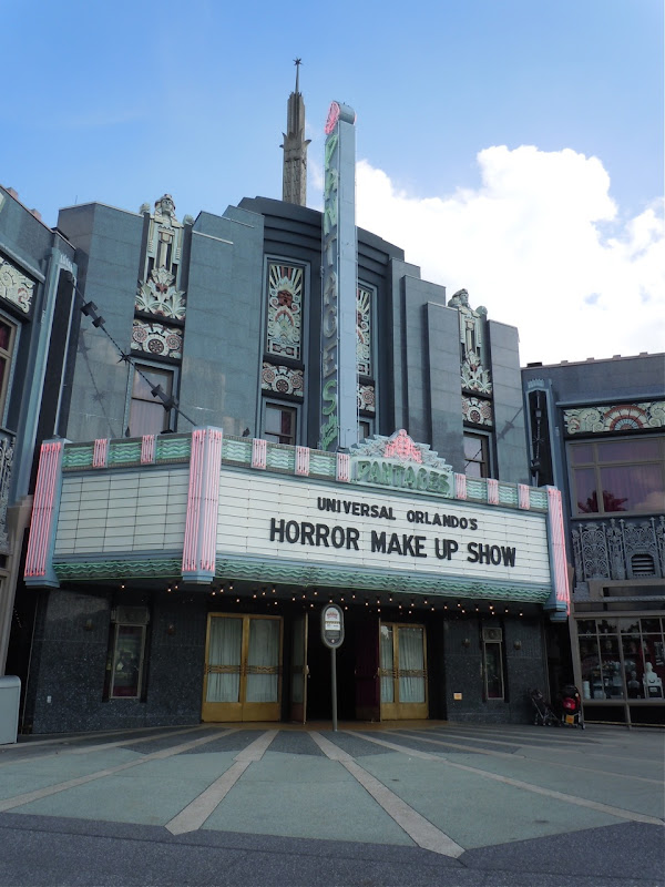 Universal Orlando's Horror Make-Up Show