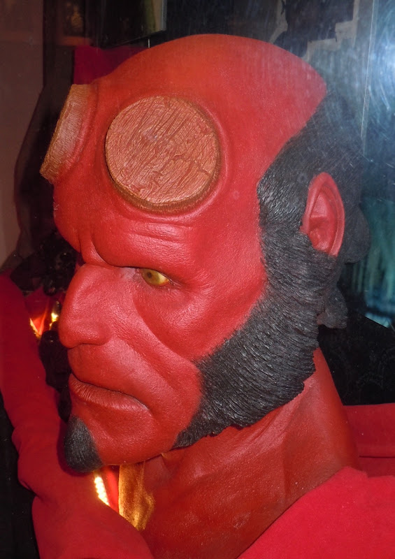 Hellboy 2 prosthetic mask