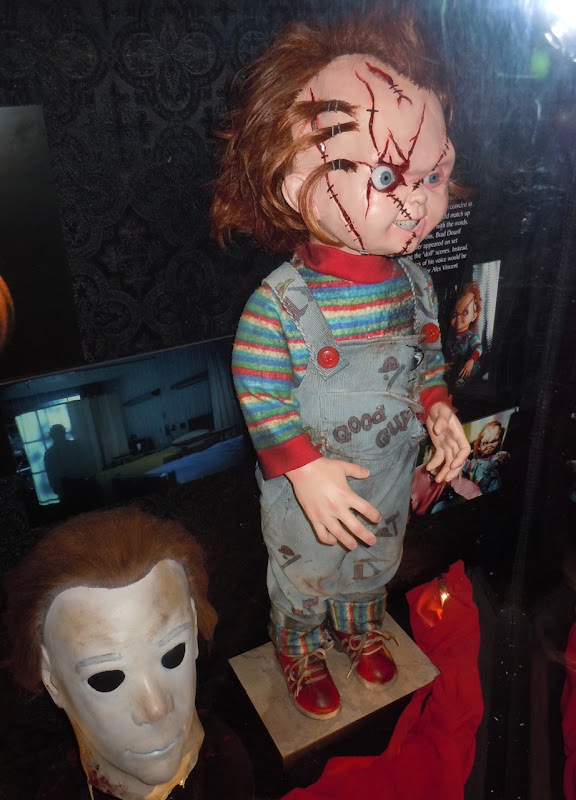 Child's Play Chucky animatronic