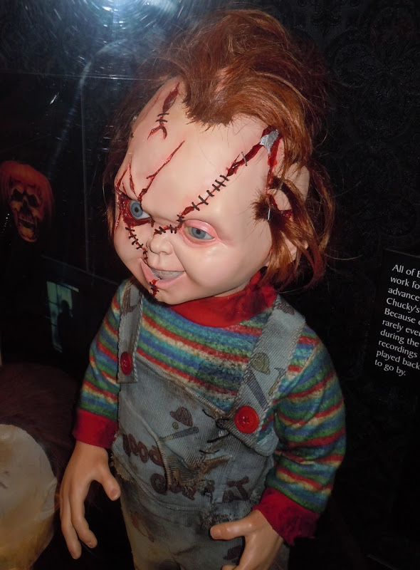 Chucky Child's Play puppet