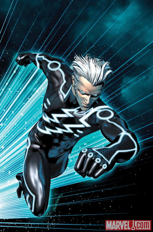 Quicksilver Tron cover