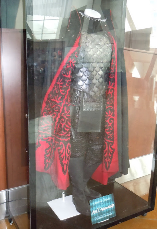 Alice Stayne Knave of Hearts costume