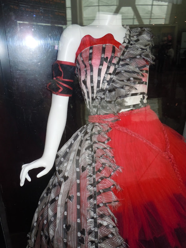 Alice in Wonderland Red Queen Palace costume