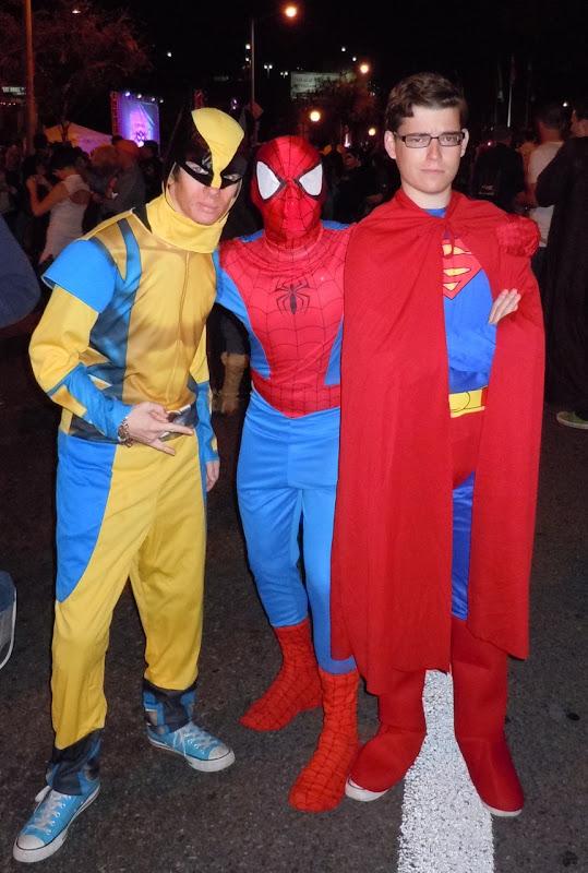 West Hollywood Halloween Heroes 2010
