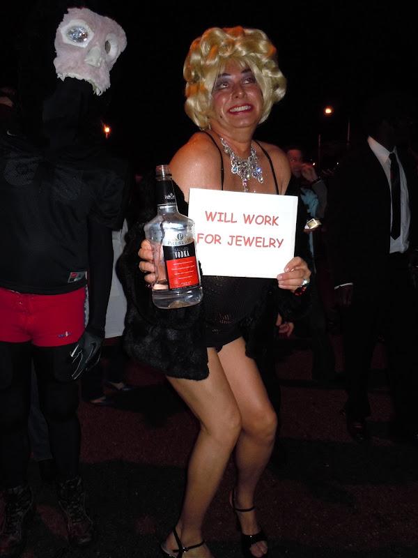 West Hollywood Halloween drag
