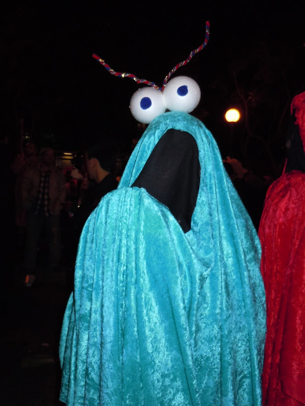 West Hollywood Halloween Carnaval Muppet