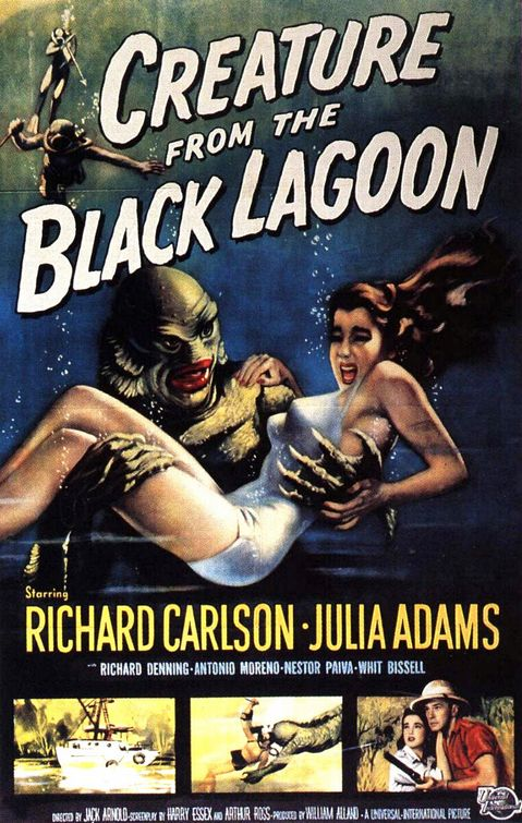 how to make creature from the black lagoon costume