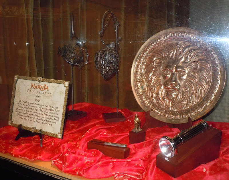 Narnia Prince Caspian movie props