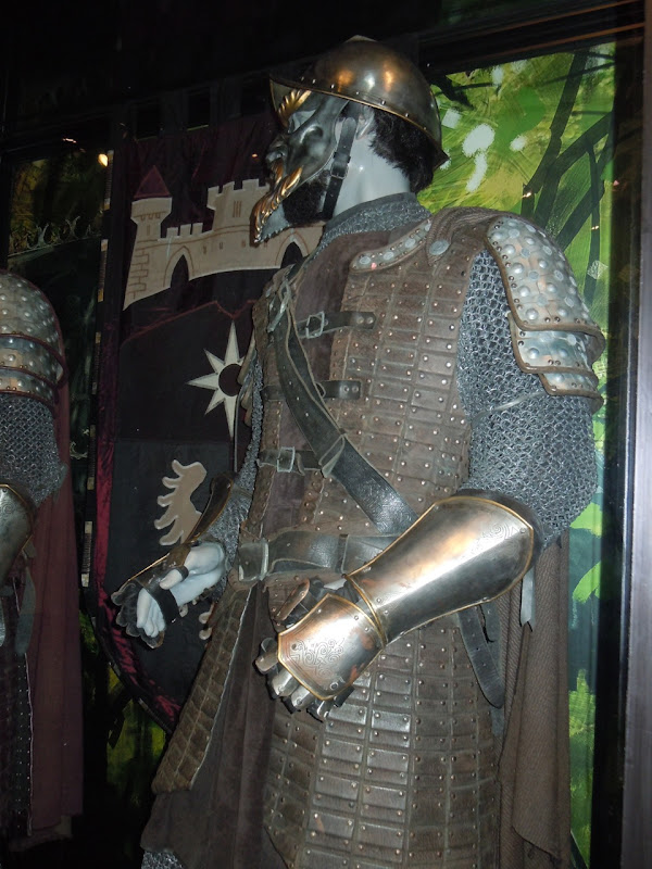 Prince Caspian Telmarine Lord battle armour
