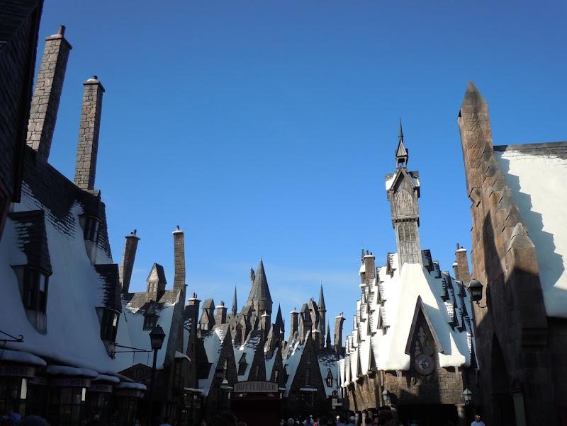 Hogsmeade Village Universal Orlando