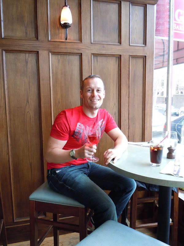 Jason at Brooklyn Heights Wine Bar