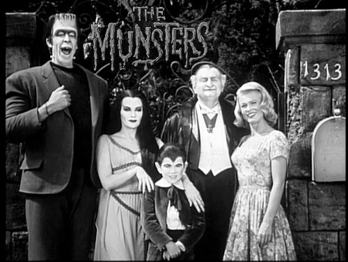 The Munsters TV show