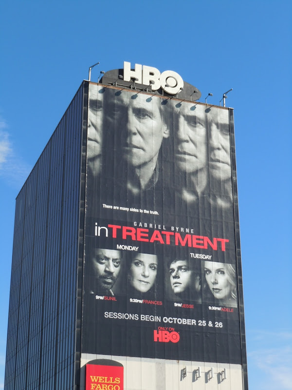 In Treatment season 3 billboard