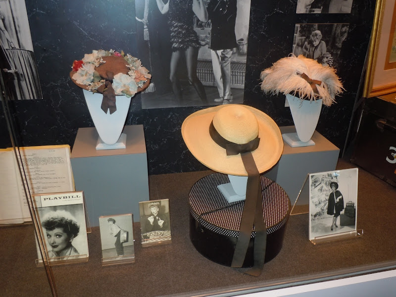 Lucille Ball's hats