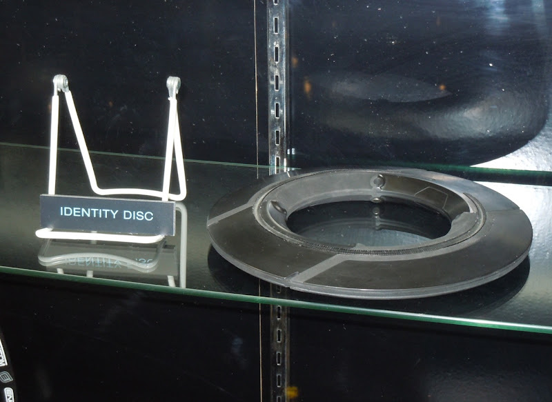 Tron Legacy Identity Disc prop