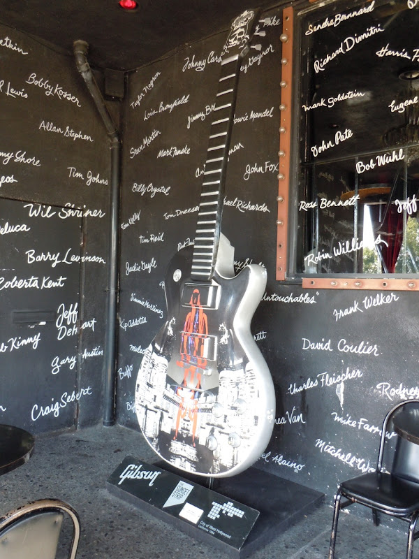 Nic Adams Prince of Darkness Guitar