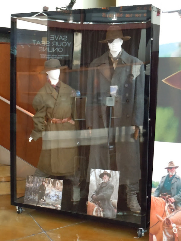 True Grit Western movie costumes