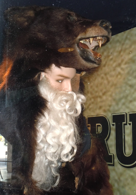 True Grit Bear Man movie costume