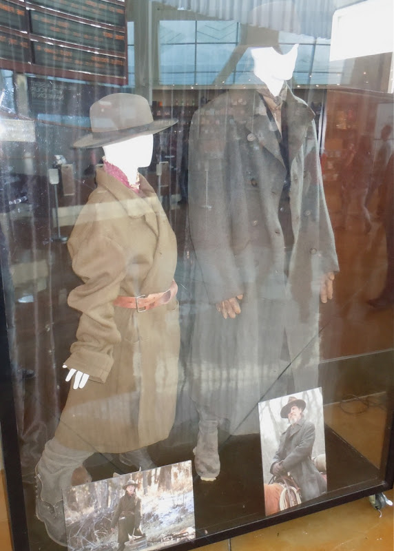 True Grit film costumes