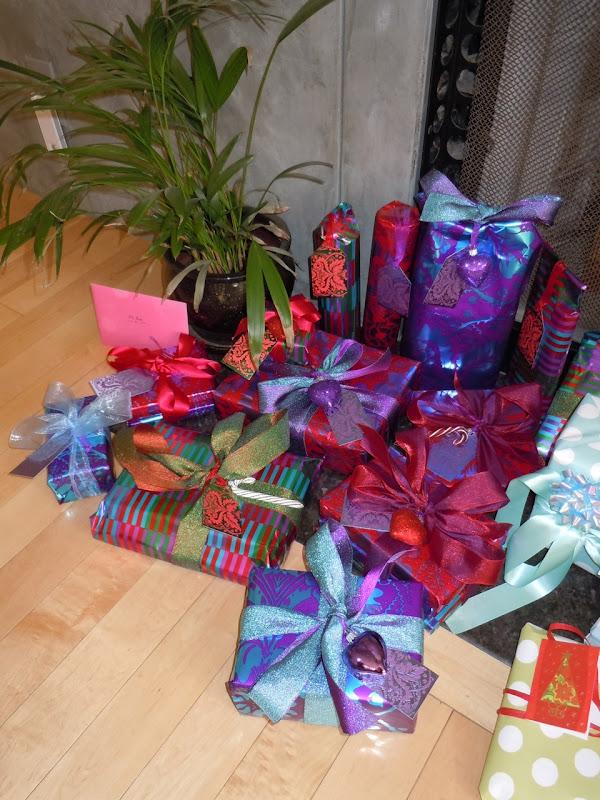 Christmas presents 2010