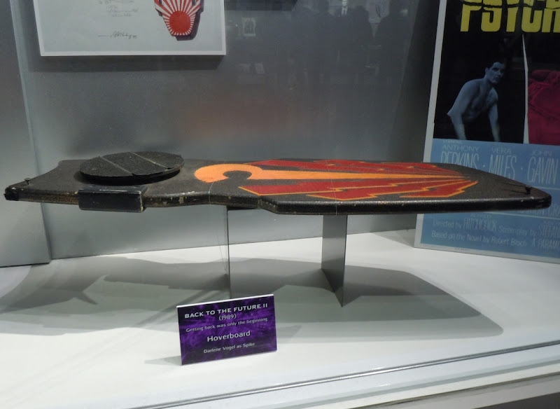 Hoverboard prop Back to the Future II