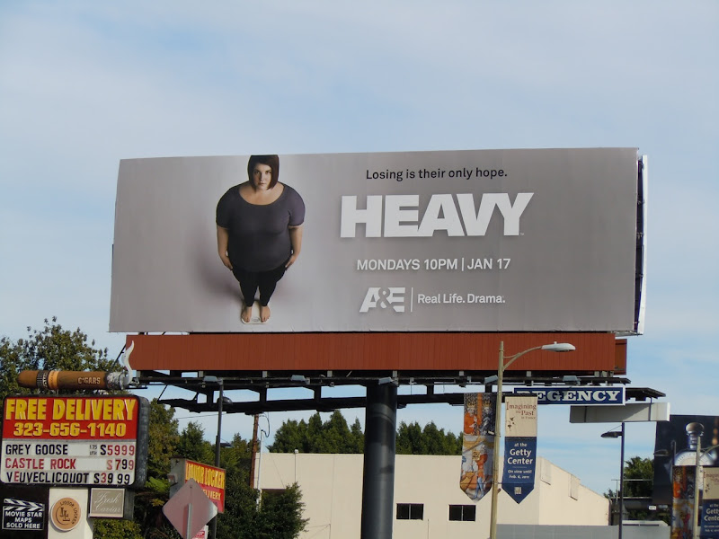 Heavy billboard