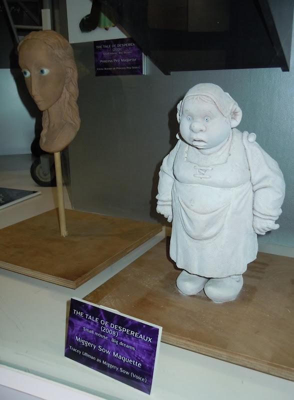 Miggery Sow Despereaux maquette