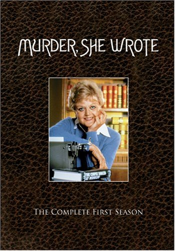 Murder, She Wrote DVD cover