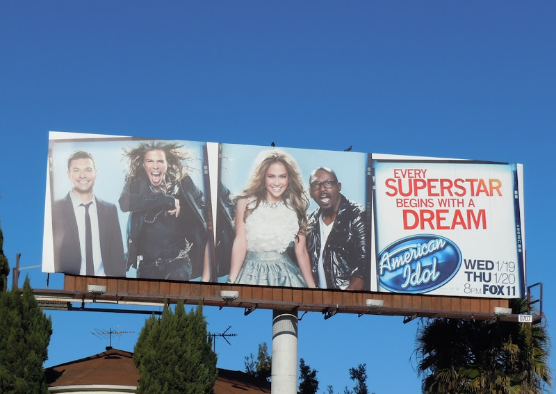 American Idol season 10 billboard