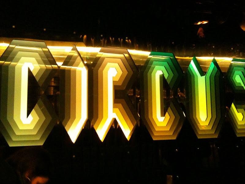 Circus Bar Covent Garden