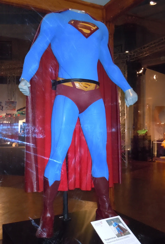 Superman Returns 2006 movie costume