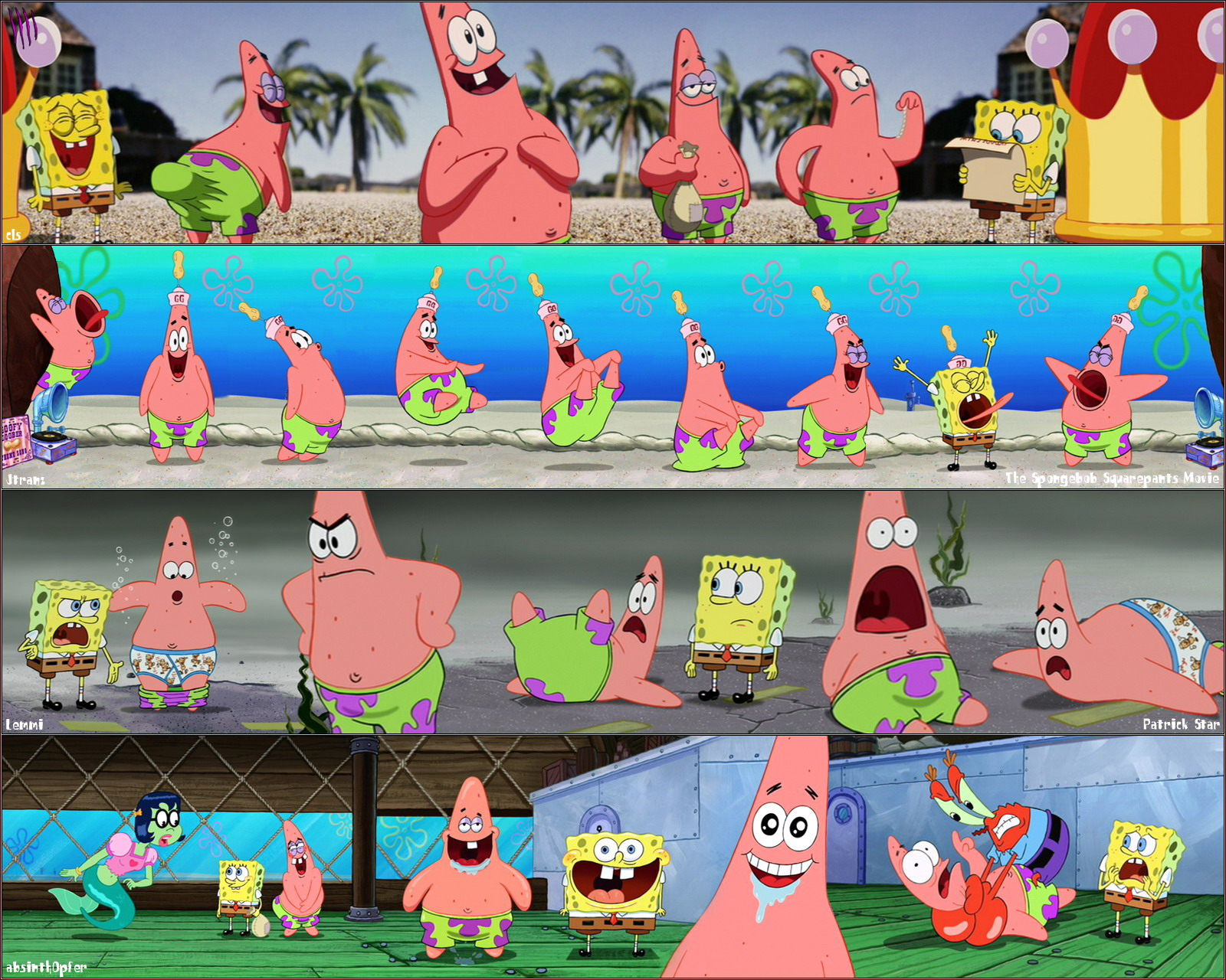 Patrick the movie
