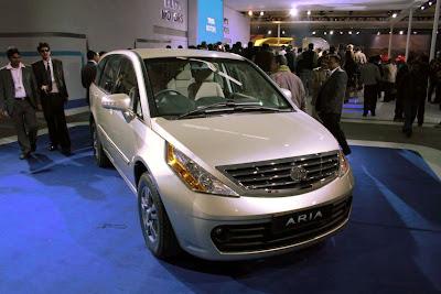 2011 Tata Aria Crossover