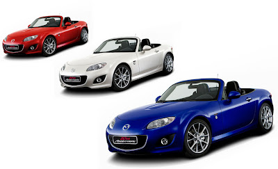 2010 Mazda MX5 20th Anniversary