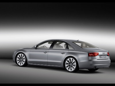 2010 Audi hybrid