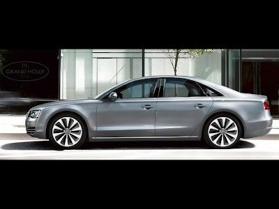 2010 Audi A8 hybrid