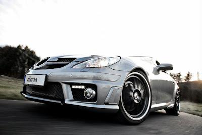 Mercedes SLK AMG Tuned