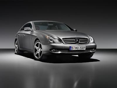 2009 Mercedes CLS Grand Edition