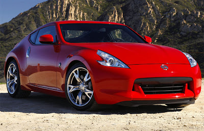2009 Nissan 370Z Price UK