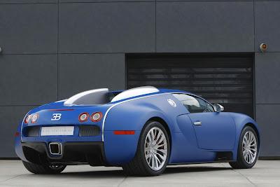 2009 Bugatti Bleu Centenaire