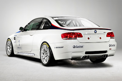 2009 BMW M3 GT4