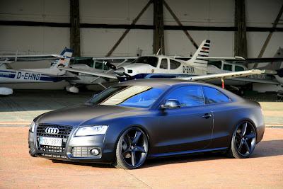 2009 AVUS PERFORMANCE Audi A5
