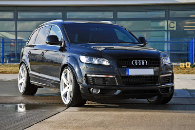 2009 AVUS PERFORMANCE Audi Q7