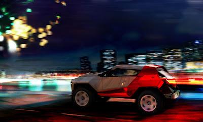 Fornasari Racing Buggy Concept