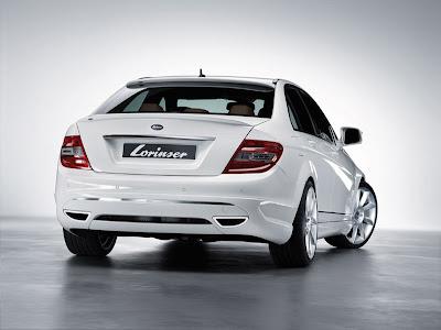 2009 Lorinser Mercedes C-Class LV8
