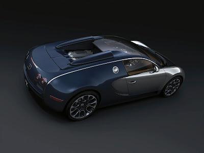 2010 Bugatti Grand Sport Sang Bleu